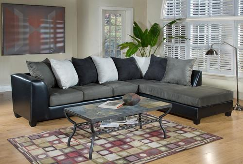 314 Alyssa Sectional ~ Choice of Colors $795.99