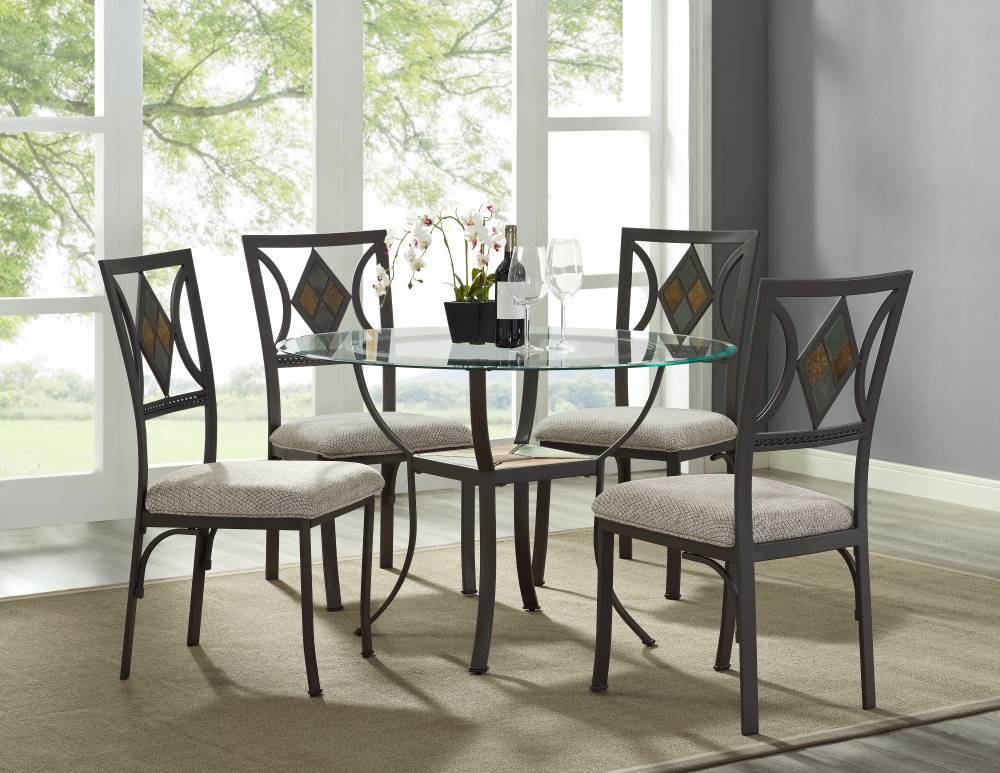 4624 - Diamond Metal Casual Dining $389.9