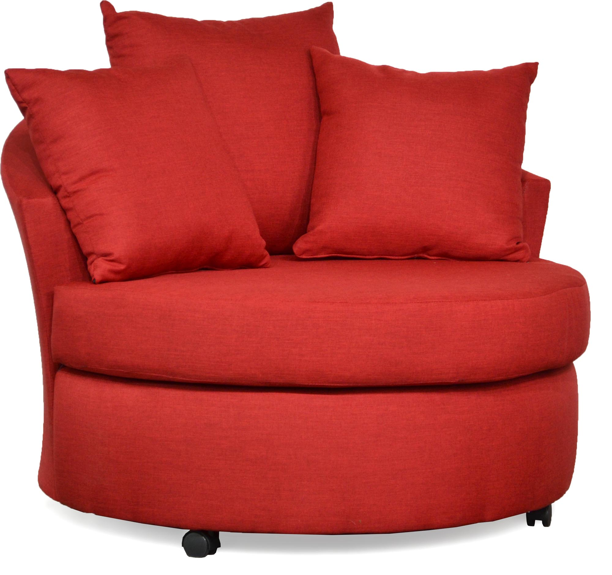 650 Swivel Circle Lounge Chair - Choice of Colors $359.9