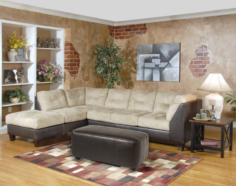 Sectional by Serta Upholstery - Padded Saddle $759.9