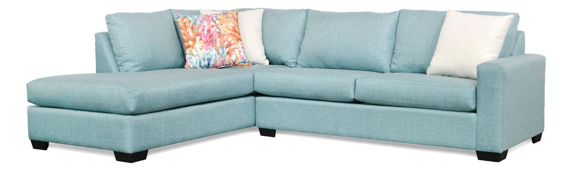 750 Hannah Sectional - Choice of Colors $825.99