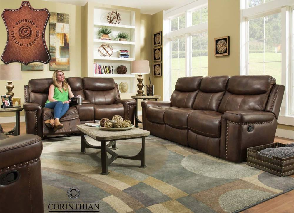 Corinthian 90301 Sofa and Loveseat $1899