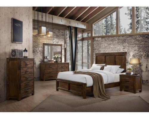 BR6377 Harrison Bedroom Collection - King $1299