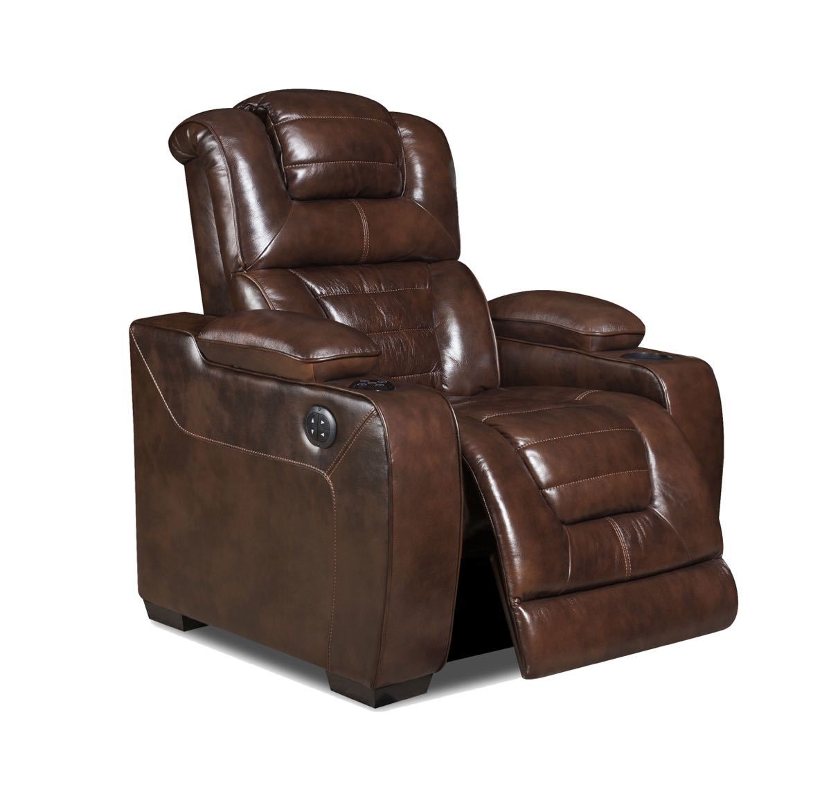 Corinthian 73901 Motion Recliner in Desert Chocolate $529