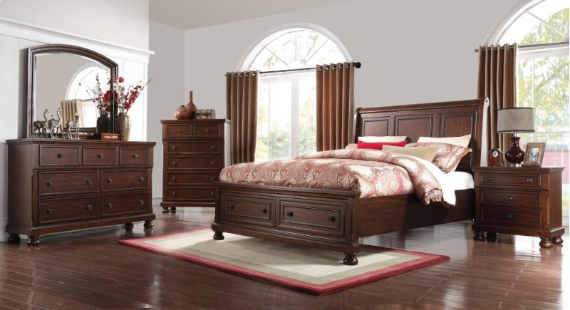 1040 Queen 5 Piece Bedroom Set - Prescott Bedroom $1559