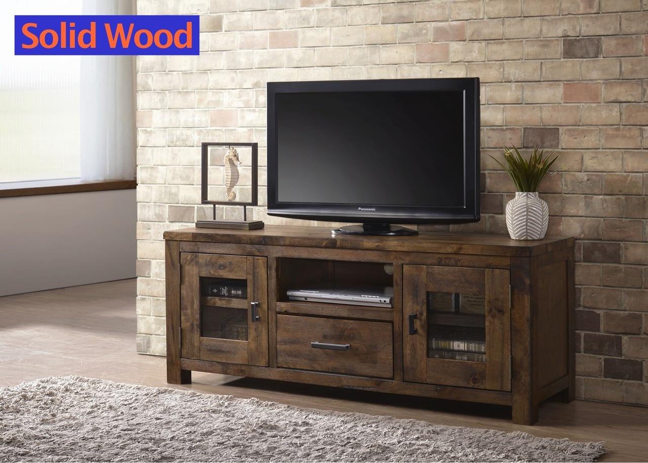 6377 Classic Oak TV Stand $389.99