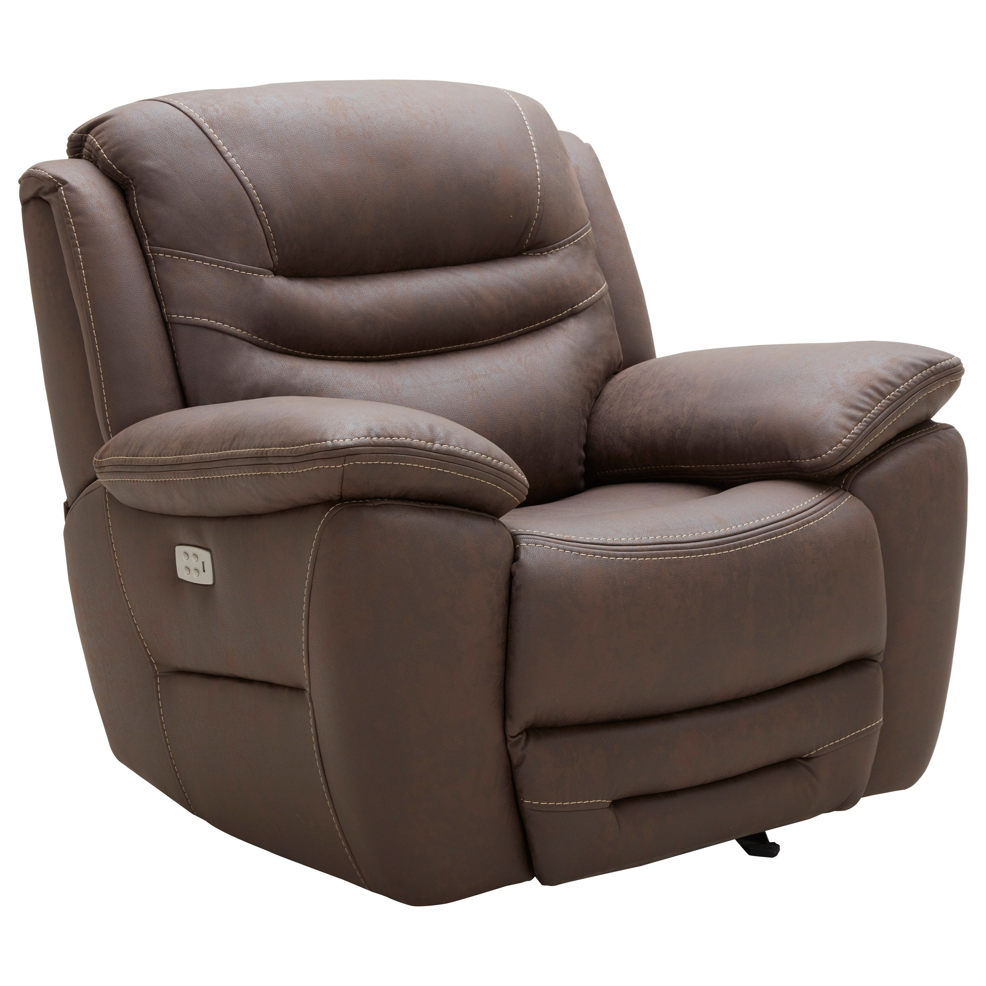 083 Power Seat Recliner - Wallhugger in Splash Chocolate or Tan $679.99