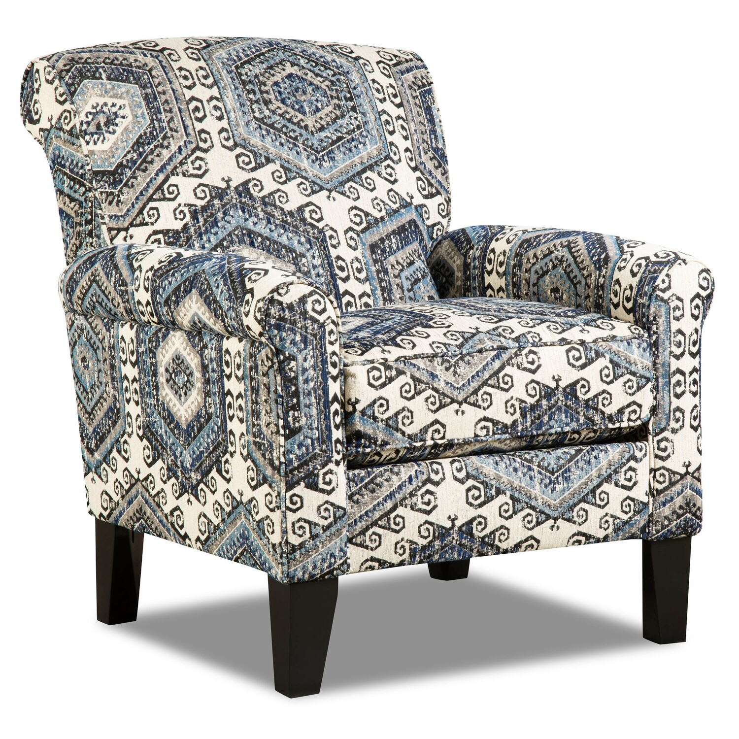 2160 Tequila Indigo - Accent Chair $399