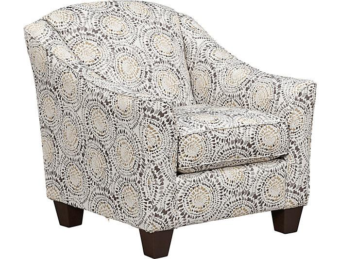 2154 Mosaic Antique - Accent Chair $399